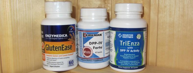 glutenenzymer matsmältningsenzymer