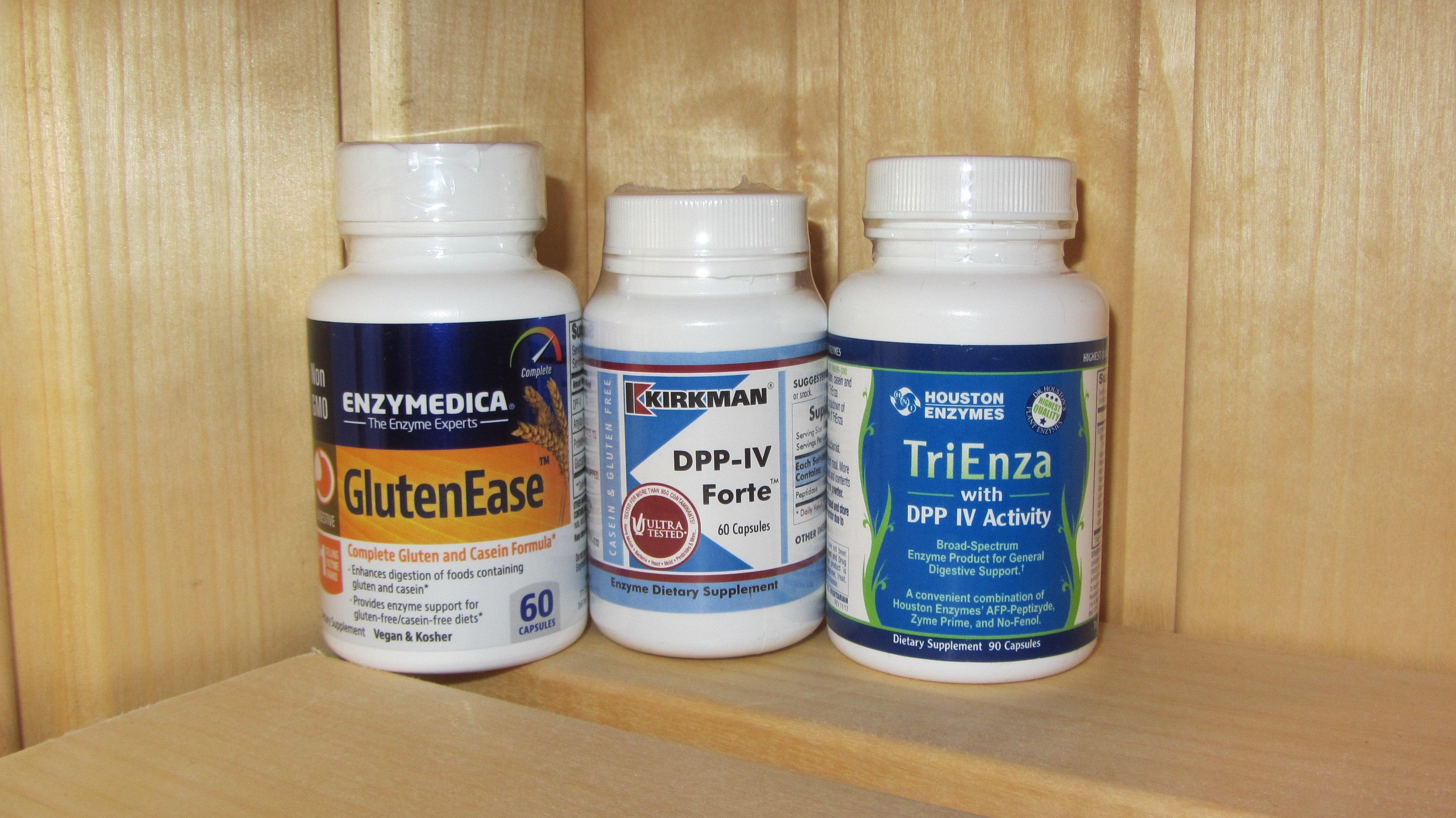 tablett mot glutenintolerans