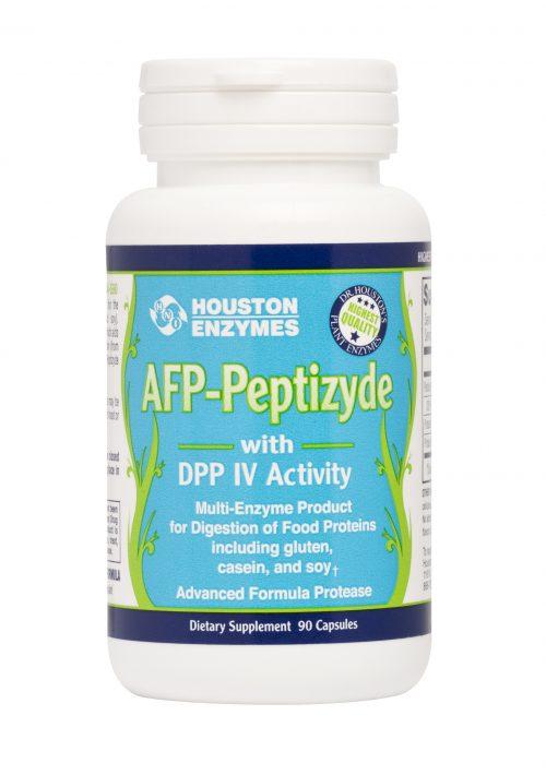 AFP Peptizyde DPP-IV enzymer mot gluten mjölk