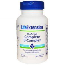 B-vitamin complex aktiv metyllerad form LifeExtensions