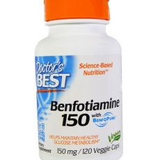 Benfotiamin 150mg 120st