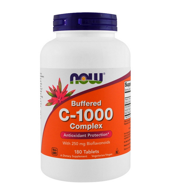 C-vitamin 1000mg NOW