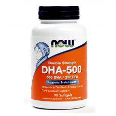DHA-rik omega-3
