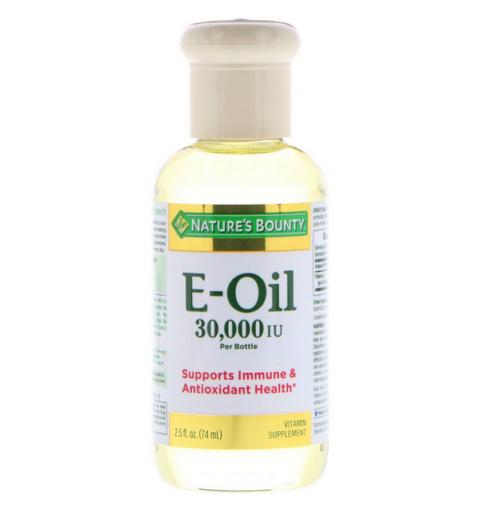 vitamin E olja invärtes utvärtes bruk