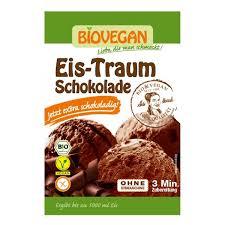Eis-Traum vegansk chokladglass mjölkfri glutenfri