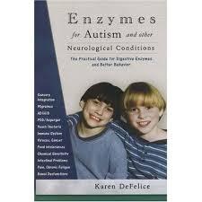 Bok om enzymer som behandlingsmetod vid autism och andra neurologiska sjukdomar
