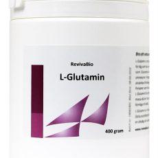 Glutamin L-glutamin för läkning av läckande tarm och vid IBS