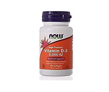 D-vitamin-D3-NOW