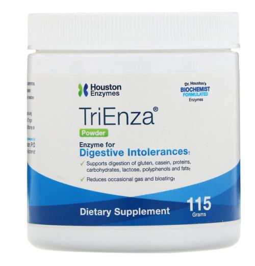 TriEnza löst pulver enzymer