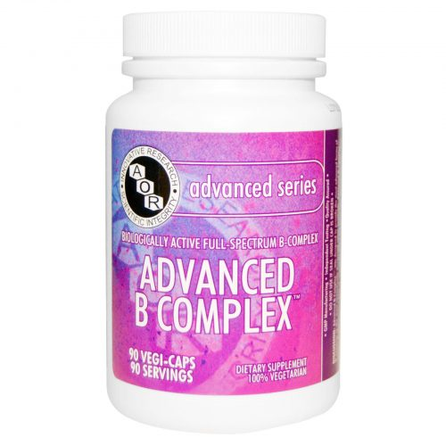 Advanced B complex aktiva B vitaminer