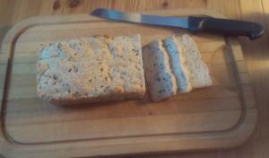 Baka glutenfritt bröd matbröd