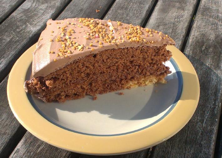 recept Chokladtårta glutenfri mjölkfri