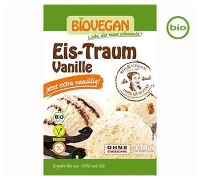 Eis-Traum vegansk glass