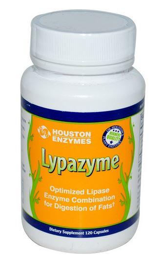 lypazyme lipase enzymer som bryter ner fett