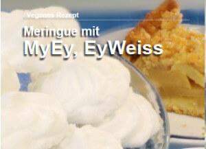 Äggfria maränger med äggvitaersättning MyEy
