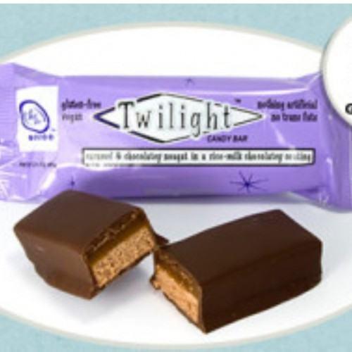 Twilight vegansk nougatchoklad