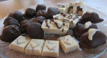 Recept: Mjölkfri Dumle Kola med choklad
