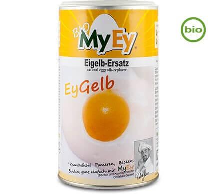 vegan äggersättning äggula
