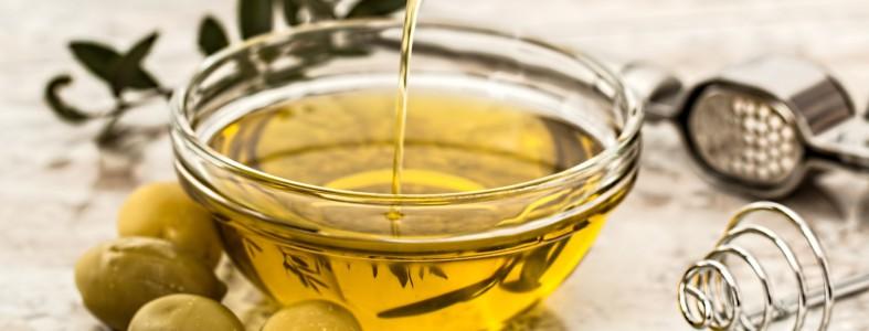 Bra fetter från olivolja