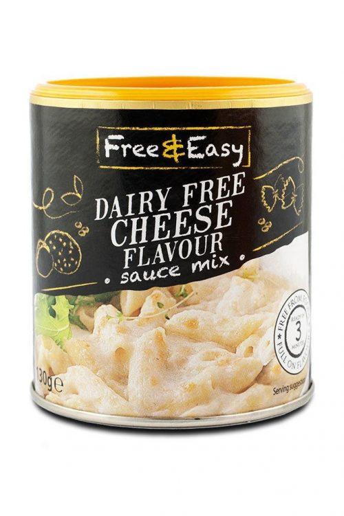 ostsås glutenfri vegansk mjölkfri pulversås