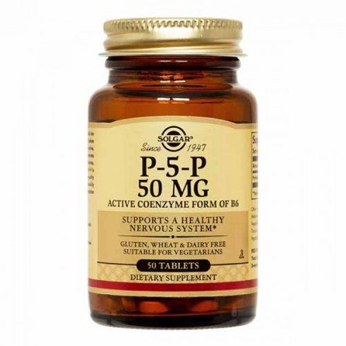 P-5-P aktiv form av B6-vitaminet