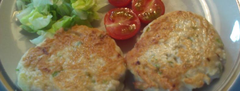 Recept glutenfria mjölkfria fiskburgare
