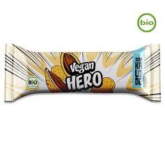 Vegan Hero mandelchoklad