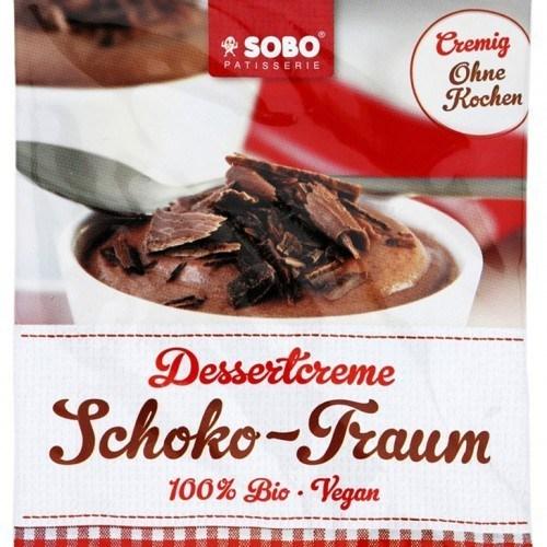 chokladmousse mjölkfri